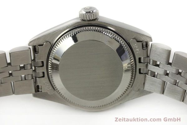 Used luxury watch Rolex Lady Datejust steel / white gold automatic Kal. 2135 Ref. 69174  | 150028 08