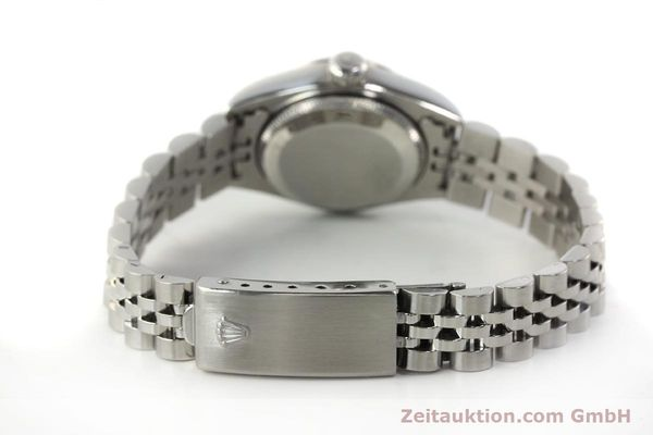 Used luxury watch Rolex Lady Datejust steel / white gold automatic Kal. 2135 Ref. 69174  | 150028 12
