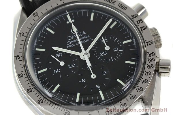 Used luxury watch Omega Speedmaster chronograph steel manual winding Kal. 861  | 150032 02