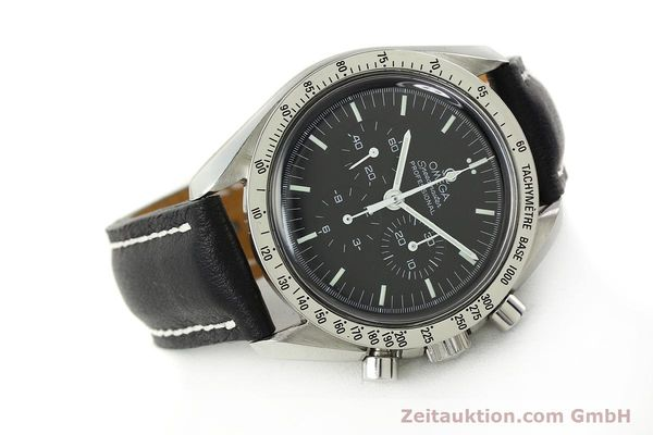 Used luxury watch Omega Speedmaster chronograph steel manual winding Kal. 861  | 150032 03