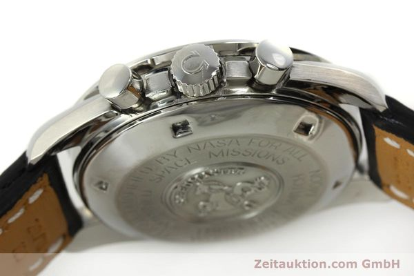 Used luxury watch Omega Speedmaster chronograph steel manual winding Kal. 861  | 150032 11