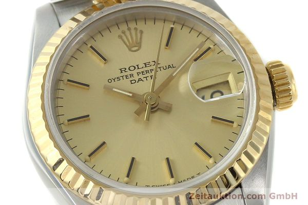 Used luxury watch Rolex Lady Date steel / gold automatic Kal. 2135 Ref. 69173  | 150033 02