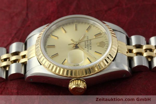 Used luxury watch Rolex Lady Date steel / gold automatic Kal. 2135 Ref. 69173  | 150033 05