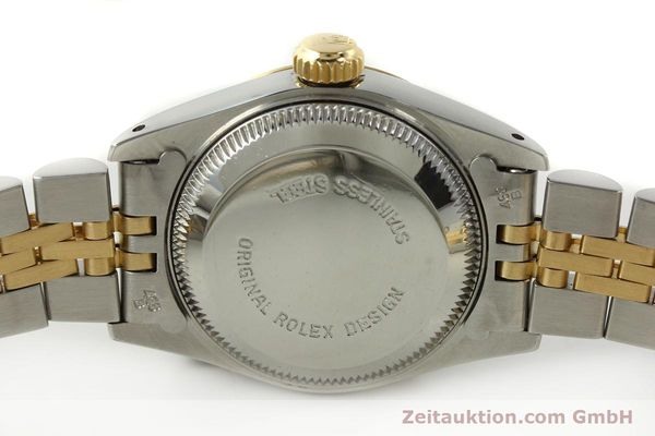 Used luxury watch Rolex Lady Date steel / gold automatic Kal. 2135 Ref. 69173  | 150033 08