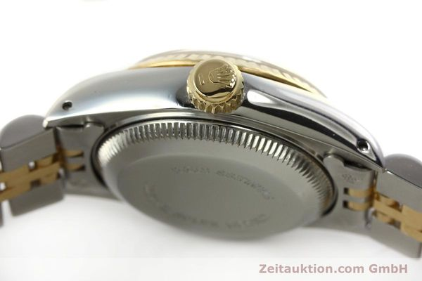 Used luxury watch Rolex Lady Date steel / gold automatic Kal. 2135 Ref. 69173  | 150033 11
