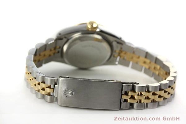 Used luxury watch Rolex Lady Date steel / gold automatic Kal. 2135 Ref. 69173  | 150033 12