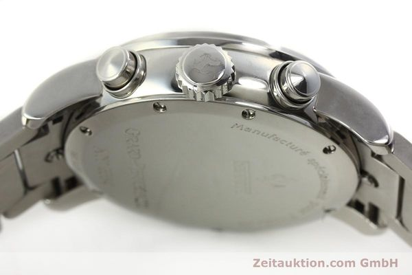 Used luxury watch Girard Perregaux Ferrari chronograph steel automatic Kal. 2280-731 Ref. 8020  | 150035 08