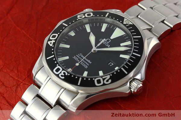 Used luxury watch Omega Seamaster steel quartz Kal. 1538  | 150041 01