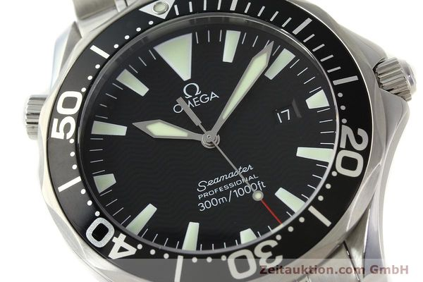 Used luxury watch Omega Seamaster steel quartz Kal. 1538  | 150041 02