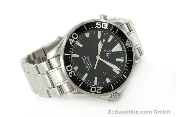 Used luxury watch Omega Seamaster steel quartz Kal. 1538  | 150041 03