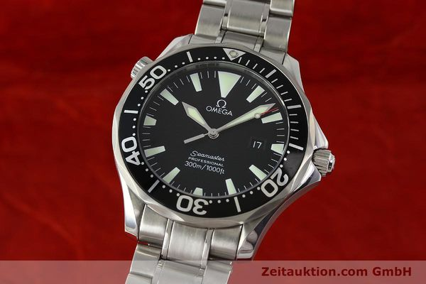 Used luxury watch Omega Seamaster steel quartz Kal. 1538  | 150041 04