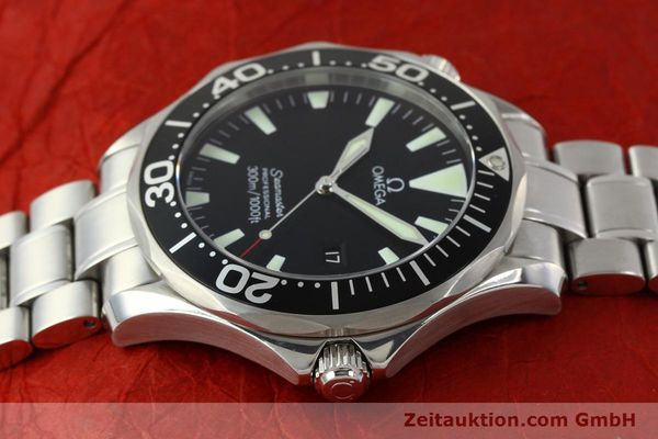 Used luxury watch Omega Seamaster steel quartz Kal. 1538  | 150041 05
