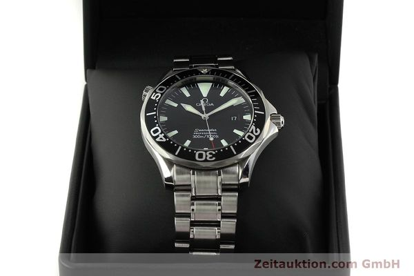 Used luxury watch Omega Seamaster steel quartz Kal. 1538  | 150041 07