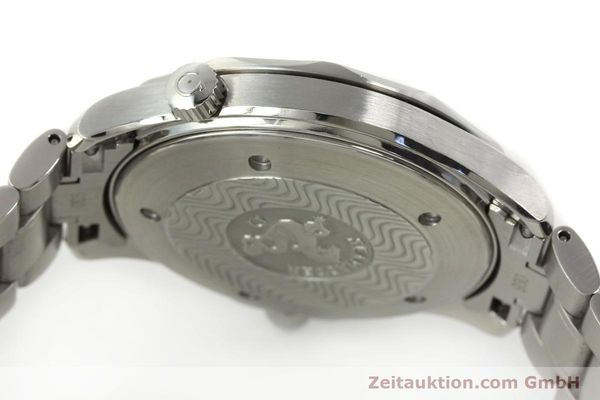 Used luxury watch Omega Seamaster steel quartz Kal. 1538  | 150041 11