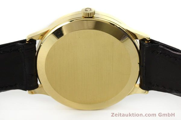Used luxury watch Omega * 18 ct gold manual winding Kal. 1030 VINTAGE  | 150045 08