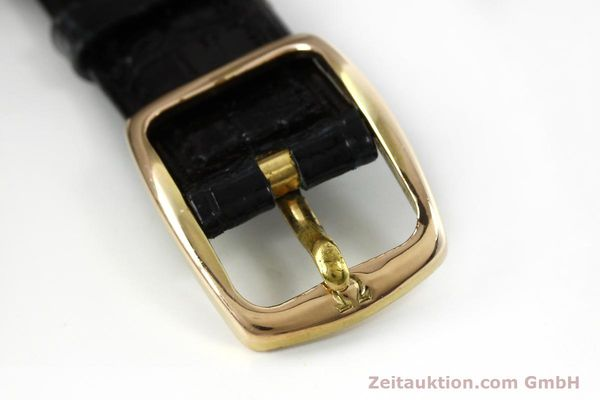 Used luxury watch Omega * 18 ct gold manual winding Kal. 1030 VINTAGE  | 150045 12