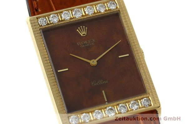 Used luxury watch Rolex Cellini 18 ct gold manual winding Kal. 1601 Ref. 4127/1139  | 150047 02
