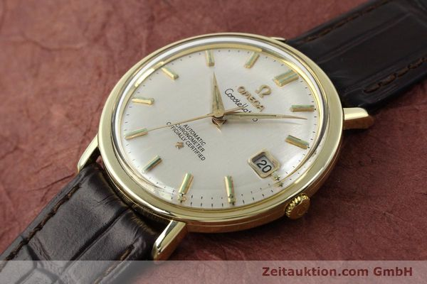 Used luxury watch Omega Constellation steel / gold automatic Kal. 561 Ref. 168.004  | 150049 01