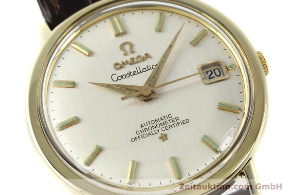 Used luxury watch Omega Constellation steel / gold automatic Kal. 561 Ref. 168.004  | 150049 02