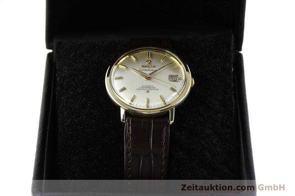 Used luxury watch Omega Constellation steel / gold automatic Kal. 561 Ref. 168.004  | 150049 07