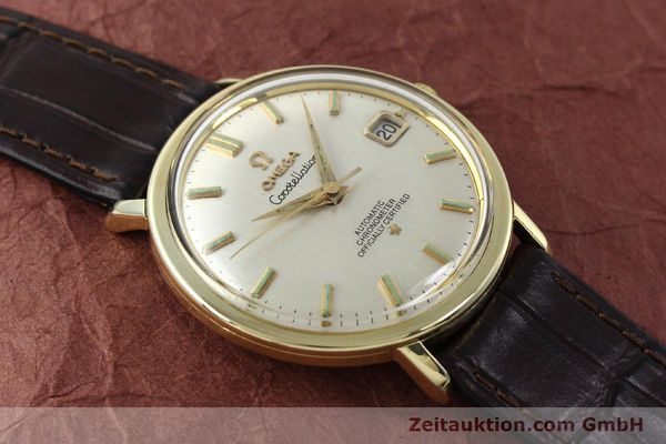 Used luxury watch Omega Constellation steel / gold automatic Kal. 561 Ref. 168.004  | 150049 13