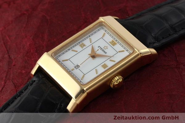 Used luxury watch Eterna 1935 18 ct gold automatic Kal. ETA 2671 Ref. A2472  | 150051 01