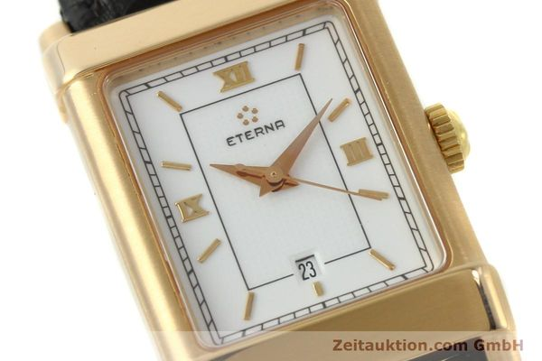 Used luxury watch Eterna 1935 18 ct gold automatic Kal. ETA 2671 Ref. A2472  | 150051 02