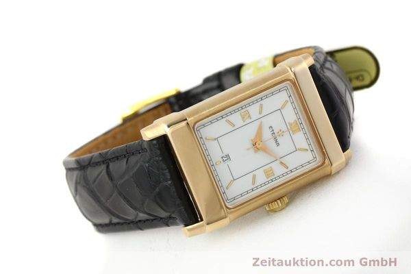 Used luxury watch Eterna 1935 18 ct gold automatic Kal. ETA 2671 Ref. A2472  | 150051 03