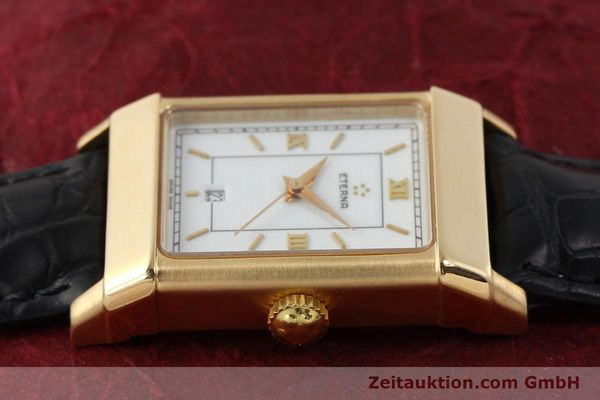 Used luxury watch Eterna 1935 18 ct gold automatic Kal. ETA 2671 Ref. A2472  | 150051 05