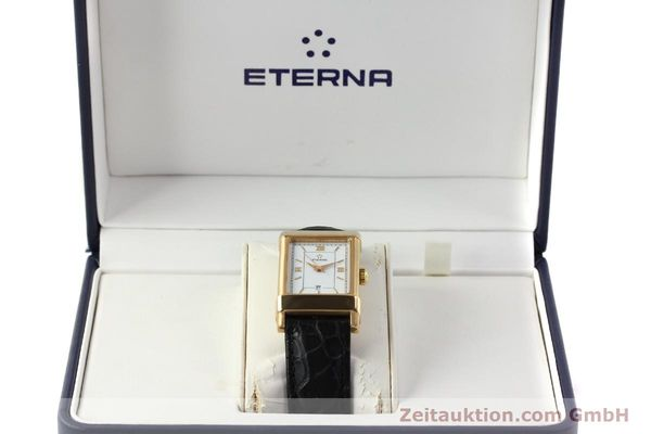 Used luxury watch Eterna 1935 18 ct gold automatic Kal. ETA 2671 Ref. A2472  | 150051 07
