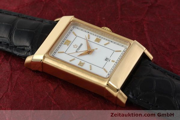 Used luxury watch Eterna 1935 18 ct gold automatic Kal. ETA 2671 Ref. A2472  | 150051 14