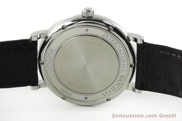Used luxury watch IWC Portofino steel automatic Kal. 35110 Ref. 3565  | 150071 09