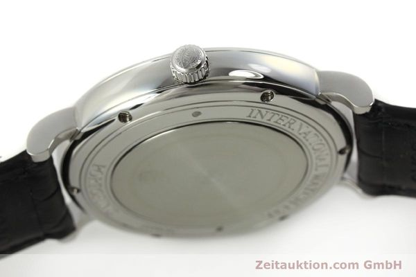 Used luxury watch IWC Portofino steel automatic Kal. 35110 Ref. 3565  | 150071 12