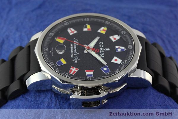 Used luxury watch Corum Admirals Cup steel automatic Kal. ETA 2892 A2 Ref. 082.831.20  | 150075 05