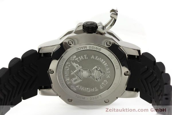 Used luxury watch Corum Admirals Cup steel automatic Kal. ETA 2892 A2 Ref. 082.831.20  | 150075 09