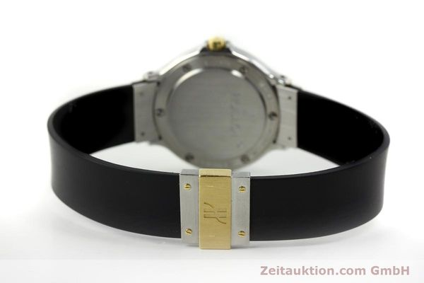 Used luxury watch Hublot MDM steel / gold quartz Kal. ETA 956.112 Ref. 13911002  | 150082 10