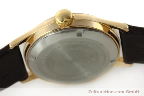 Used luxury watch Glashütte * gold-plated manual winding Kal. 60.3  | 150087 08