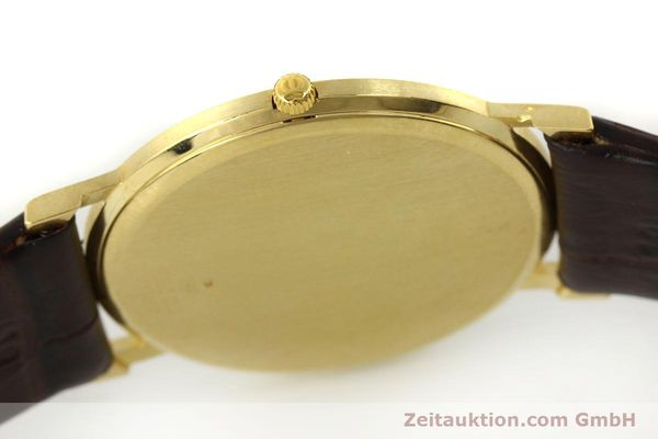 Used luxury watch Baume & Mercier * 18 ct gold quartz Kal. BM9098 ETA 210001 Ref. 15603005  | 150090 08