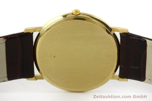 Used luxury watch Baume & Mercier * 18 ct gold quartz Kal. BM9098 ETA 210001 Ref. 15603005  | 150090 09