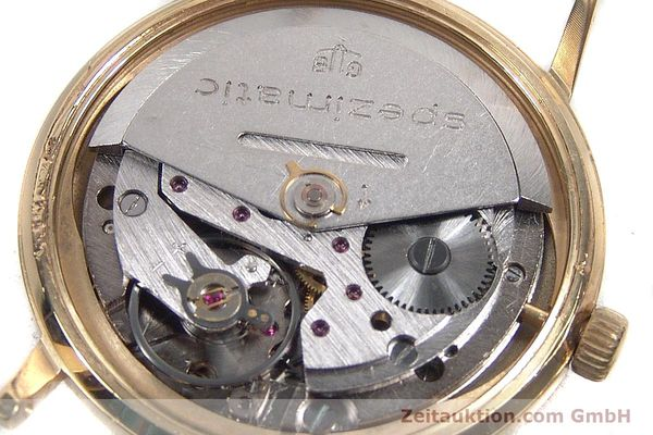 Used luxury watch Glashütte Spezimatic gold-plated automatic Kal. 75  | 150093 09