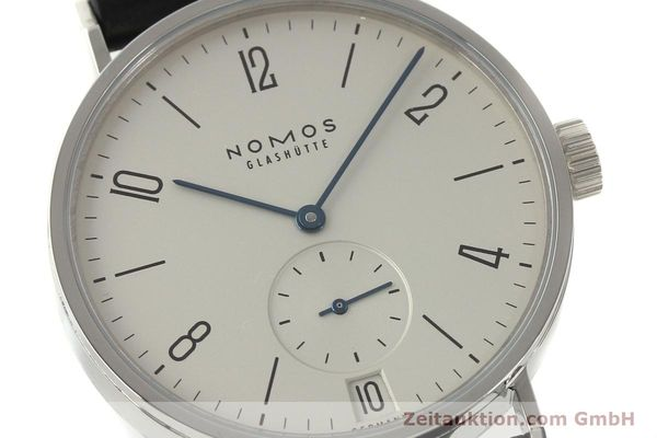 Used luxury watch Nomos Tangomat steel automatic Kal. Zeta 3104  | 150094 02