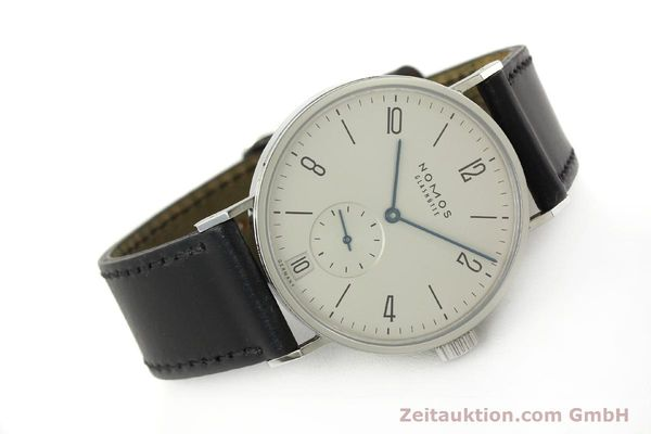 Used luxury watch Nomos Tangomat steel automatic Kal. Zeta 3104  | 150094 03
