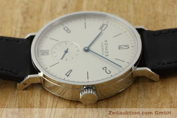 Used luxury watch Nomos Tangomat steel automatic Kal. Zeta 3104  | 150094 05