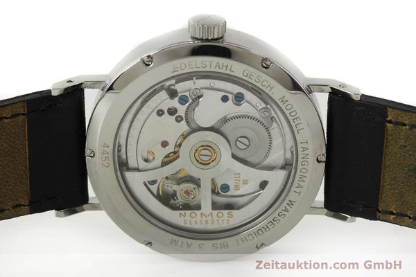 Used luxury watch Nomos Tangomat steel automatic Kal. Zeta 3104  | 150094 09