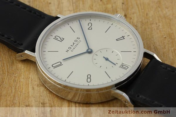 Used luxury watch Nomos Tangomat steel automatic Kal. Zeta 3104  | 150094 14