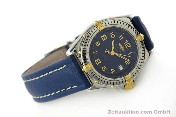 Used luxury watch Breitling Wings steel / gold quartz Kal. B67 ETA 956612 Ref. B67050  | 150099 03
