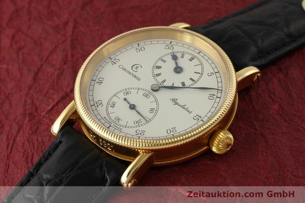 reloj de lujo usados Chronoswiss Regulateur oro de 18 quilates cuerda manual Kal. 6676 Ref. CH6321  | 150101 01