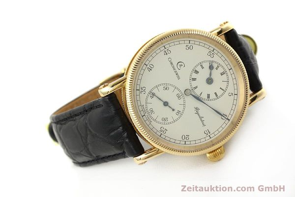 Used luxury watch Chronoswiss Regulateur 18 ct gold manual winding Kal. 6676 Ref. CH6321  | 150101 03