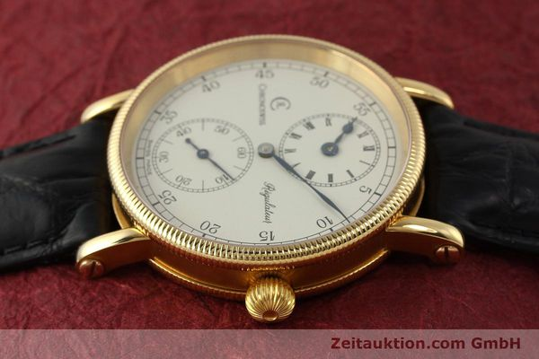 Used luxury watch Chronoswiss Regulateur 18 ct gold manual winding Kal. 6676 Ref. CH6321  | 150101 05