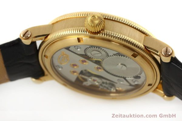 Used luxury watch Chronoswiss Regulateur 18 ct gold manual winding Kal. 6676 Ref. CH6321  | 150101 08